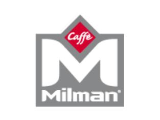 Logo poduzeća Milman Caffe